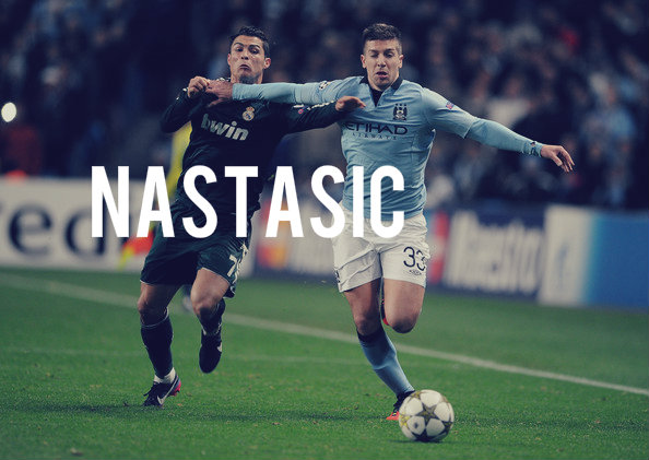 Nastasic vs Real Madrid