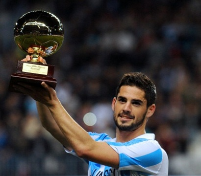 Isco Golden Boy