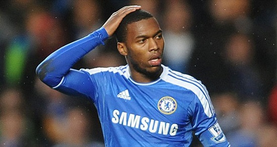 Daniel Sturridge Chelsea