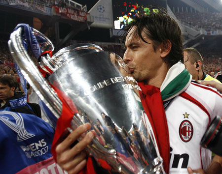 Inzaghi Champions League
