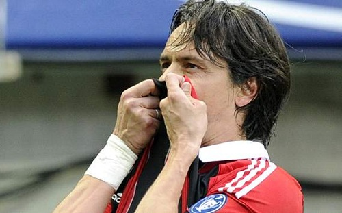 Inzaghi Last Goal