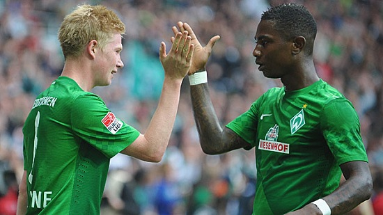 De Bruyne and Elia