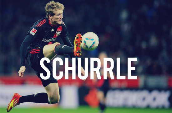 Schurrle shows his skill for Leverkusen