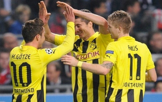 Dortmund Champions League