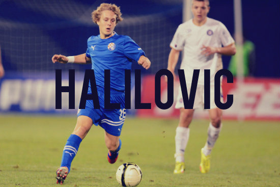 Halilovic in action