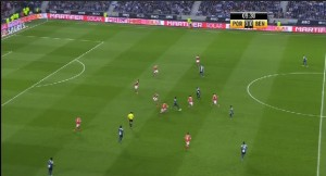 Tight Defense by Benfica
