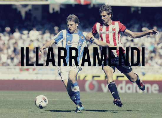 Illarramendi in action