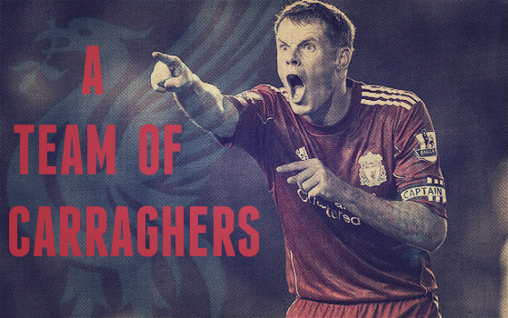 A Team of Carraghers