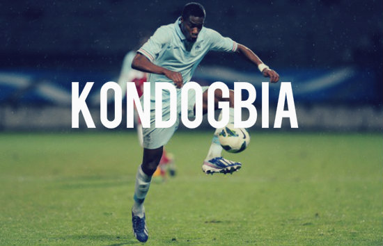 Kondogbia in actiong for France
