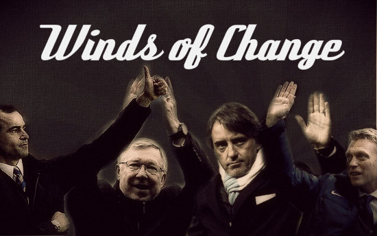 Winds of Change in the North-West