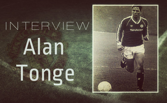 Alan Tonge Interview