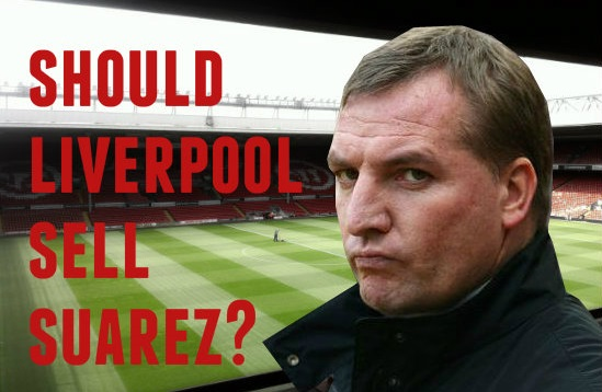 Should Liverpool Sell Suarez?