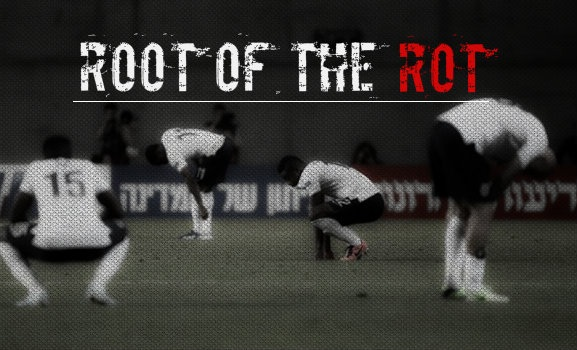 England Root of the Rot