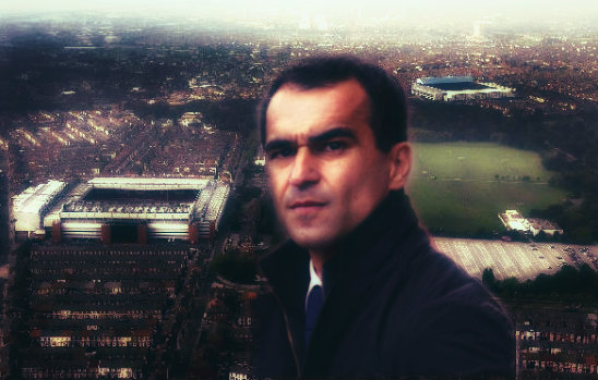 Roberto Martinez Everton
