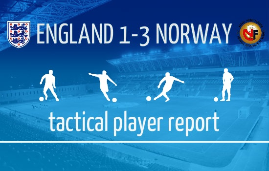 England U21 1-3 Norway U21