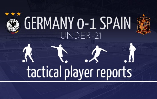 Germany U21 0-1 Spain U21