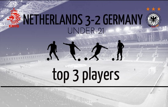 Netherlands U21 3-2 Germany U21