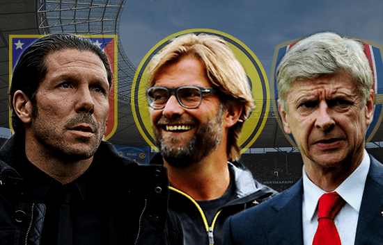 Atletico Dortmund Arsenal
