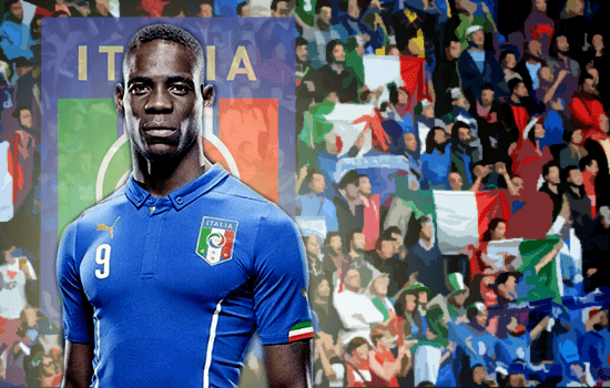 Balotelli World Cup
