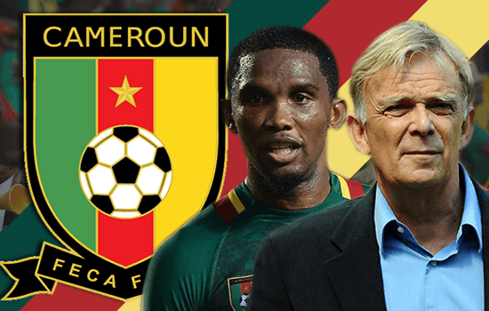 Cameroon World Cup Interview