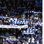 Chelsea mistake Cardiff fans as their own