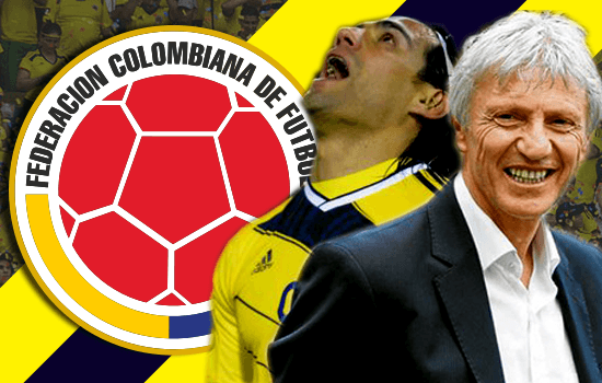 Colombia World Cup Interview