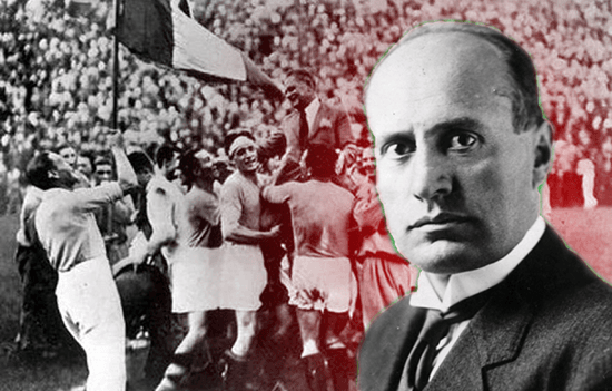Football & Fascism Mussolini