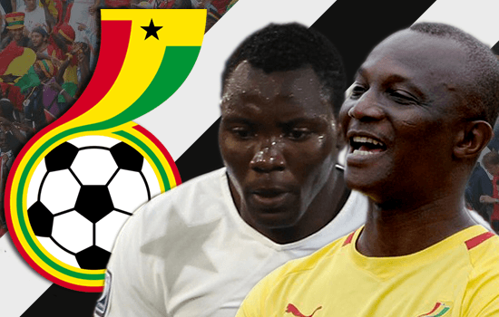 Ghana World Cup Interview