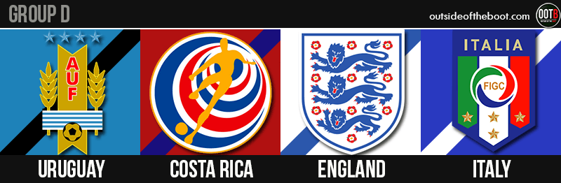 2014 FIFA World Cup Group D
