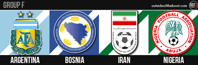 2014 FIFA World Cup Group F