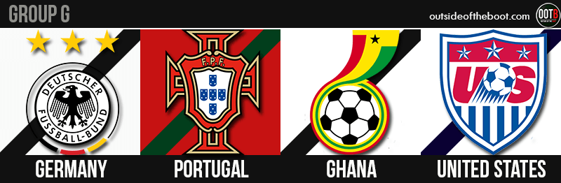 2014 FIFA World Cup Group G