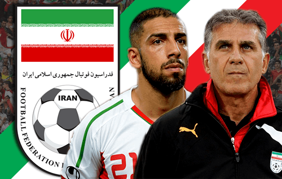 Iran World Cup Interview