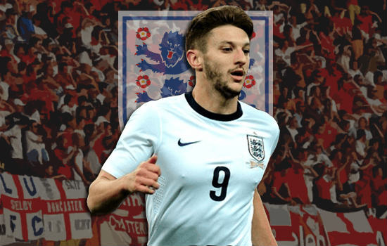 Lallana England World Cup