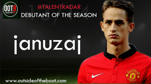 Talent Radar Debutant of the Season 13-14