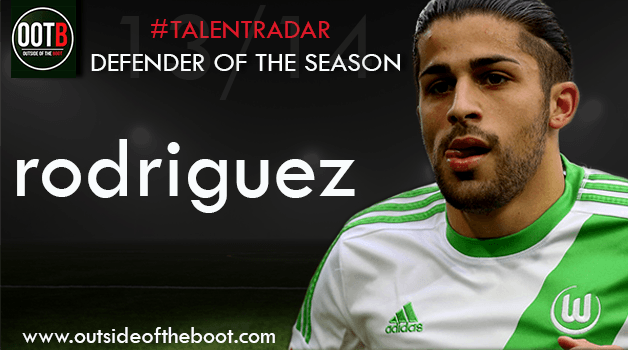 Talent Radar Defender of the Season 13-14