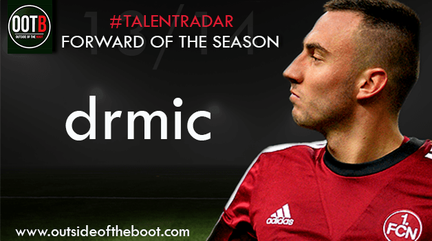Talent Radar Forward of the Season 13-14
