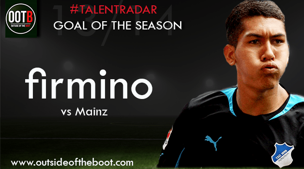 Talent Radar Goal of the Season 13-14
