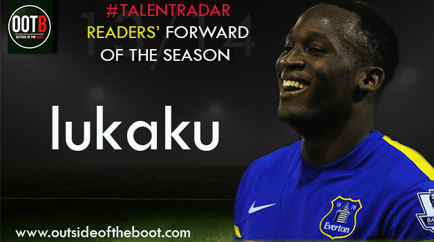 Talent Radar Readers' Forward of the Season 13-14