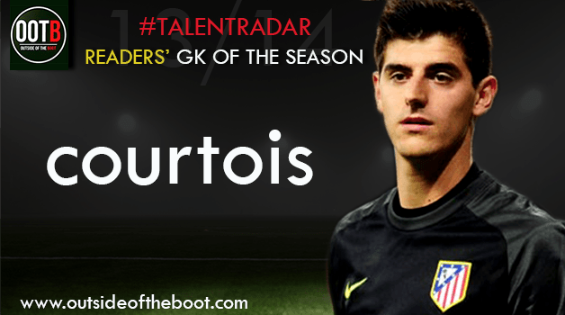 Talent Radar Readers' Goalkeeper of the Season 13-14