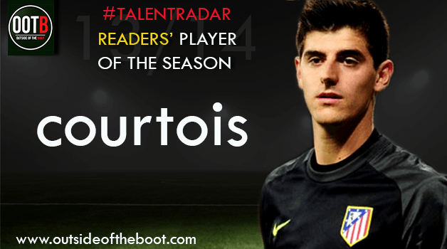 Talent Radar Readers' Player of the Season 13-14
