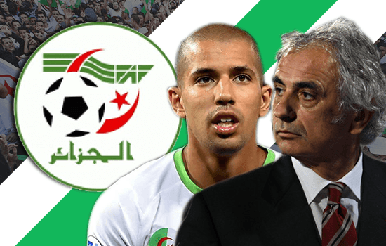 Algeria World Cup Interview
