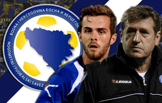 Bosnia World Cup Interview