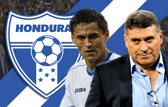 Honduras World Cup Interview