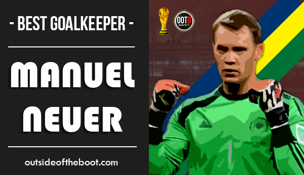 World Cup Best Goalkeeper Manuel Neuer