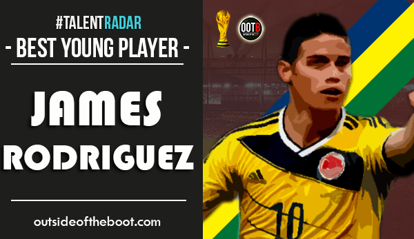 World Cup Best Young Player James Rodriguez (1)
