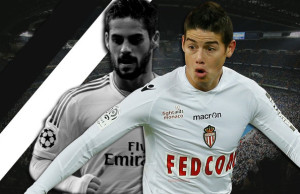 James Real Madrid Isco fi
