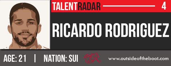 Ricardo Rodriguez World Cup Talent