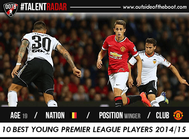 Adnan Januzaj Manchester United Talent