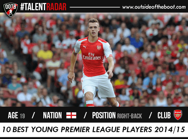 Calum Chambers Arsenal Talent