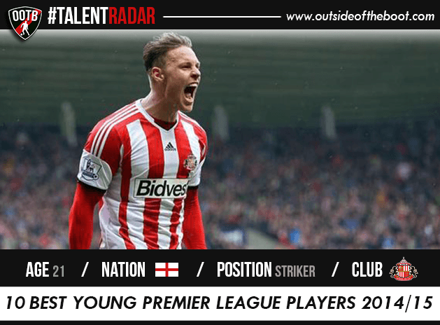 Conor Wickham Sunderland Talent